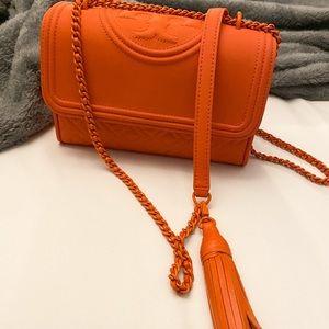 Tory Burch Fleming Matte Small Bag
